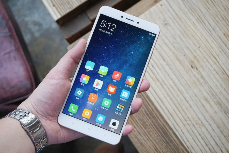Xiaomi mi max 2 with 5300mah battery now on sale for just $279.99
