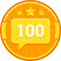 100 ответов в ноябре