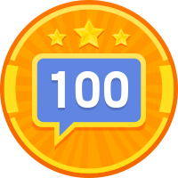 100 ответов в декабре