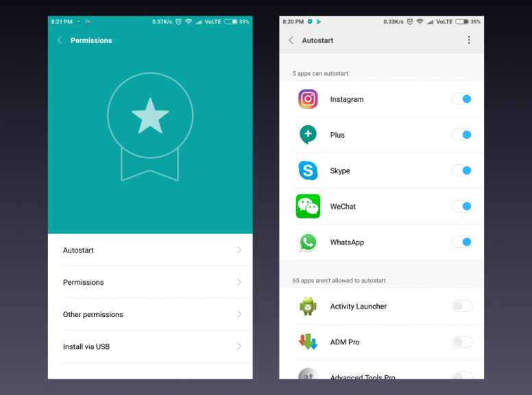 Explore MIUI] How to Manage Your Apps in Background - Tips