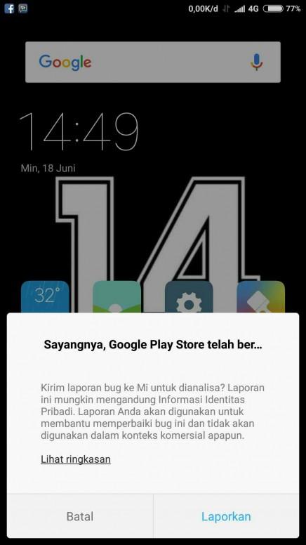 Cara Mengatasi Bug Di Hp Xiaomi Mi Phone Mi Community Xiaomi