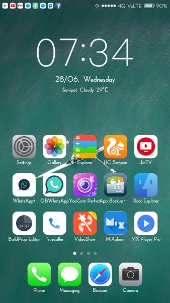 Real IOS 10 v4 for MIUI 8 - Themes - Mi Community - Xiaomi