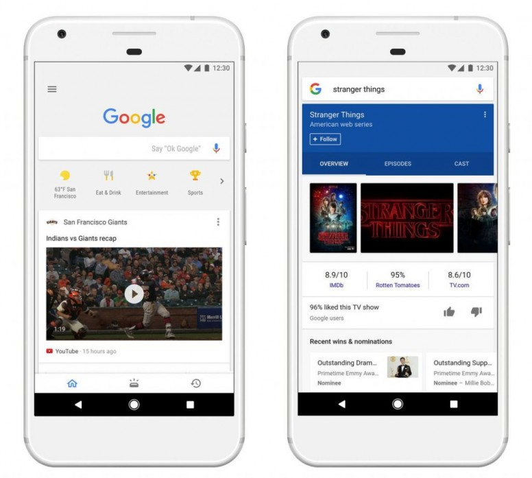 Google rolls out personalized news feed for mobile app