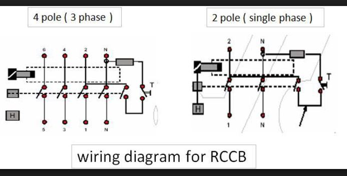 Enjoyable Wiring Diagram Rccb Wiring Diagram Database Wiring 101 Orsalhahutechinfo