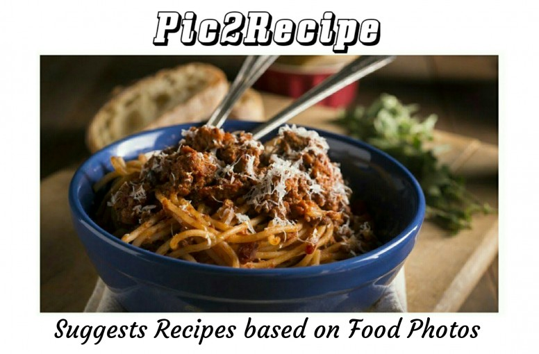Pic2recipe smart ai that predicts recipes using photos of the food pic2recipe smart ai that predicts recipes using photos of the food forumfinder Choice Image