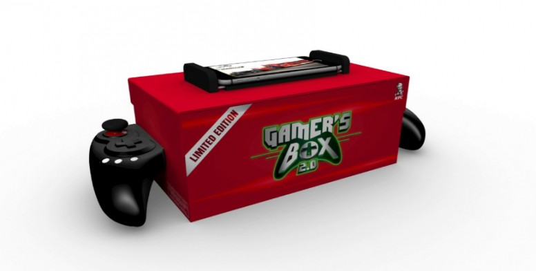 KFC's New Gamers Box : All You Need To Know About!