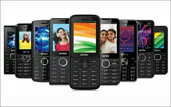 Intex launches 4G VoLTE feature phones starting at Rs. 700 to take on Jio
