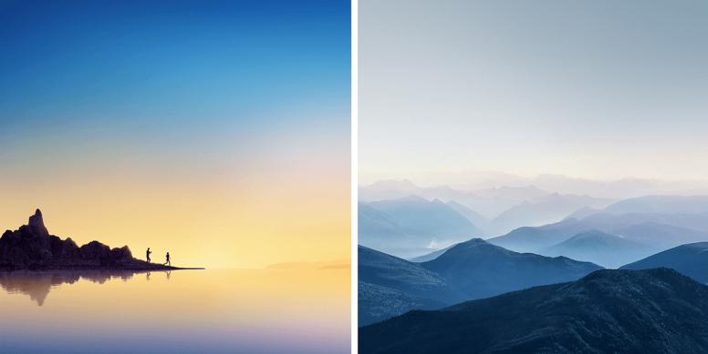 Descarga Los Wallpapers Stock Del Xiaomi Redmi Note 4: Wallpapers Stock Samsung Galaxy Note 8