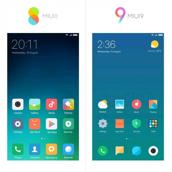 Miui 9 can you spot the difference between miui 8 vs 9 rom take miui 9 can you spot the difference between miui 8 vs 9 rom stopboris Images