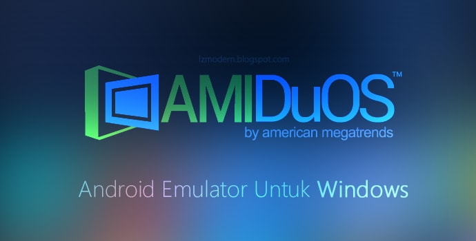 Amiduos 2 Lollipop Pro Portable Emulator Android - bgmoxa