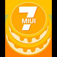 MIUI 7º Aniversario
