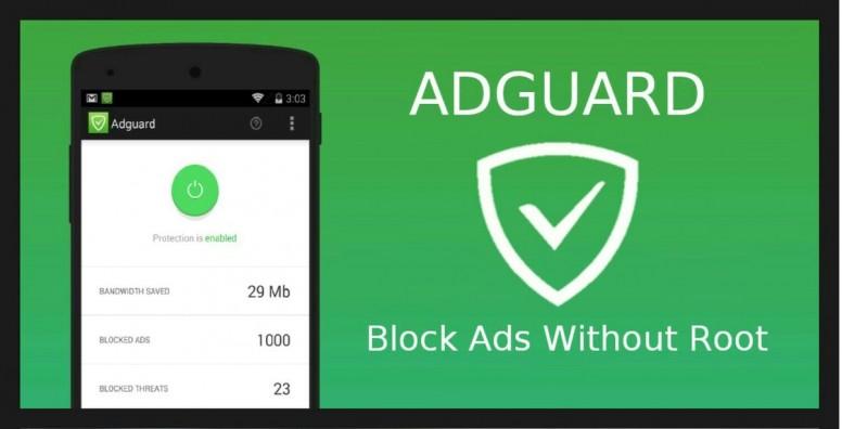App chặn quảng cáo siêu hay mà không cần root máy