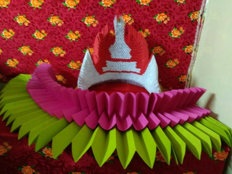 My Home Ganpati Decoration Click For Mi Note 4