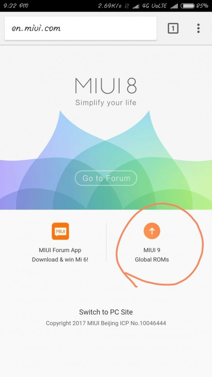 Tutorial] Switch to developer ROM from stable ROM - Redmi Note 4 ...