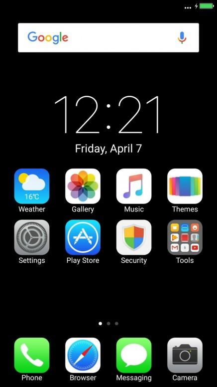 Tema Apple Ios Untuk Hp Android Tema Mi Community Xiaomi