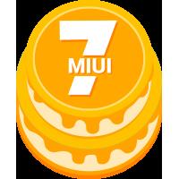 MIUI 7th Anniversary