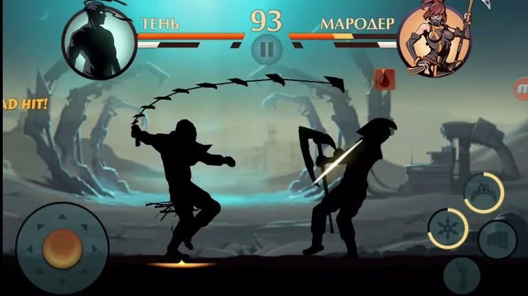 новая версия игры shadow fight 2 rus 1.9.8 мод