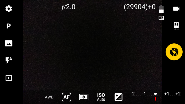 Review Camera Fv 5 Smartphone With Dslr Taste Photography Mi