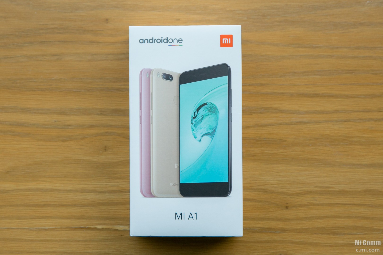 Unboxing and hands on pictures of mi a1 mi a1 mi community xiaomi