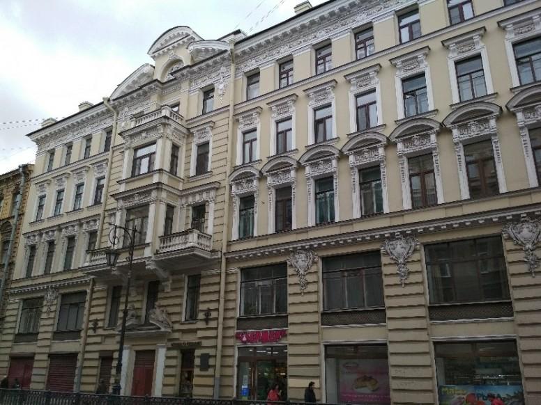 Старый фонд дома спб фото