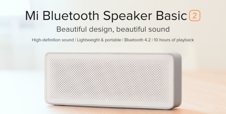 Introducing mi bluetooth speaker basic 2 at special introductory introducing mi bluetooth speaker basic 2 at special introductory price of 1799 thecheapjerseys Gallery