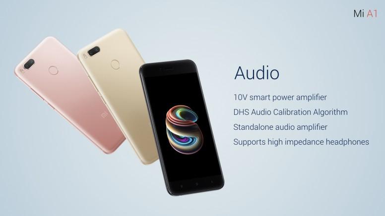 Mi A1's High-quality Audio Technology Explained - Mi A1 - Mi