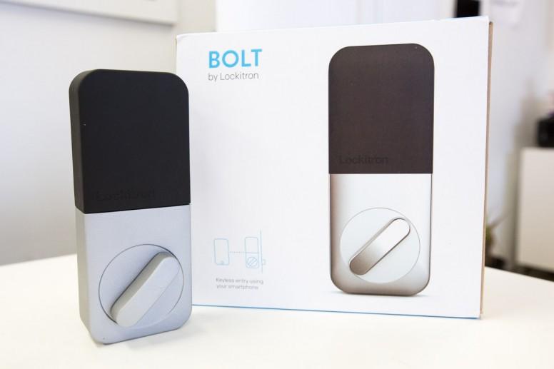 Lockitron Bolt: The Keyless Smart Door Lock - Tech - Mi Community ...