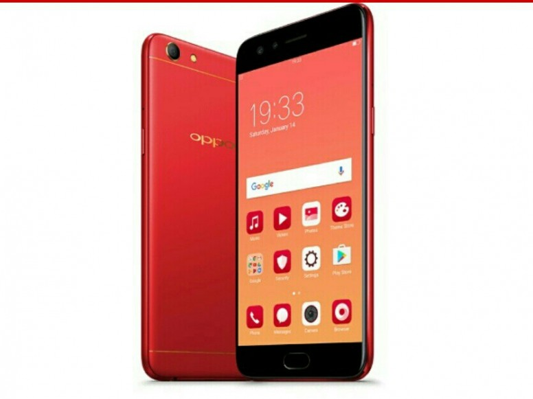 Oppo F3 Diwali Limited Edition With Dual Selfie Cameras
