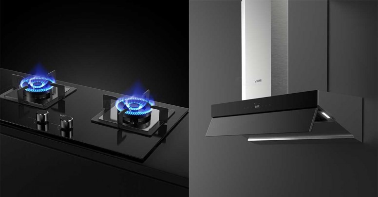 Xiaomi Launches A Smoke Extractor And An Intelligent Stove