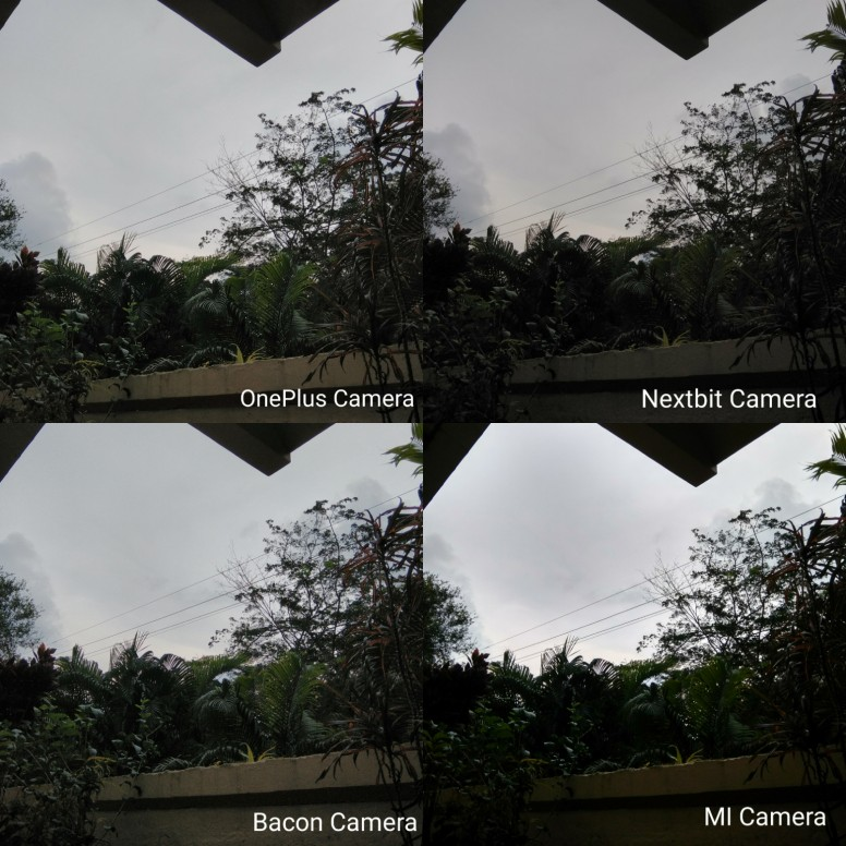 Camera apk comparison ( low light hdr mode) on Redmi Note 4 - Redmi
