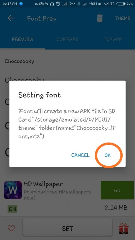 Hi guys for those who want third party theme and fonts