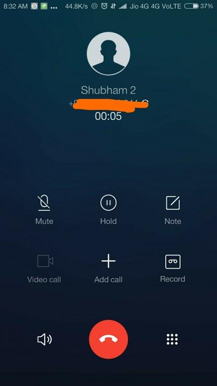 how to make video call in redmi note 4 - Redmi Note 4 - Mi Community