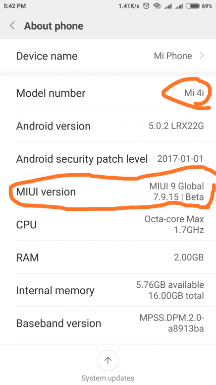 Mi UI 8 1 5 for Mi 4i - Mi Phone - Mi Community - Xiaomi