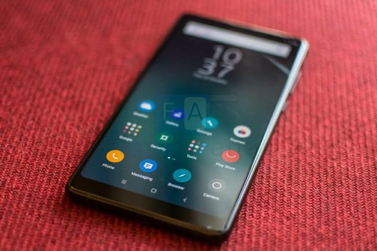 Xiaomi mi mix 2 first impressions mi phone mi community xiaomi