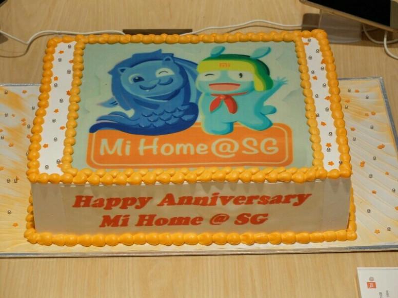 Mi home store singapore 1st anniversary suntec city store mi zone
