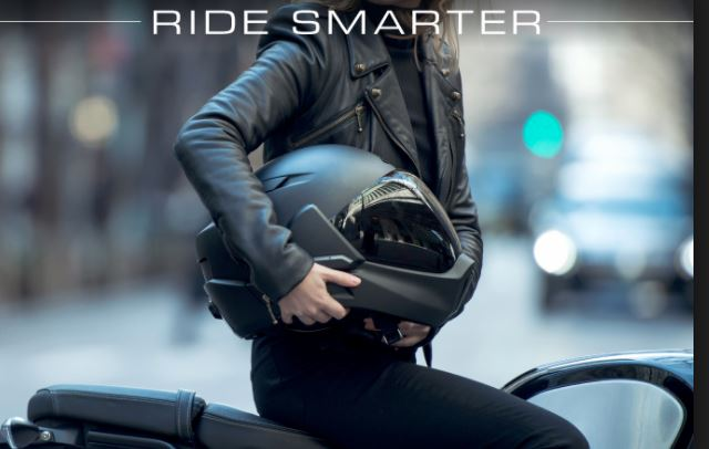 Smart Helmet: Ride Bike Securely and Smartly! - Tech - Mi