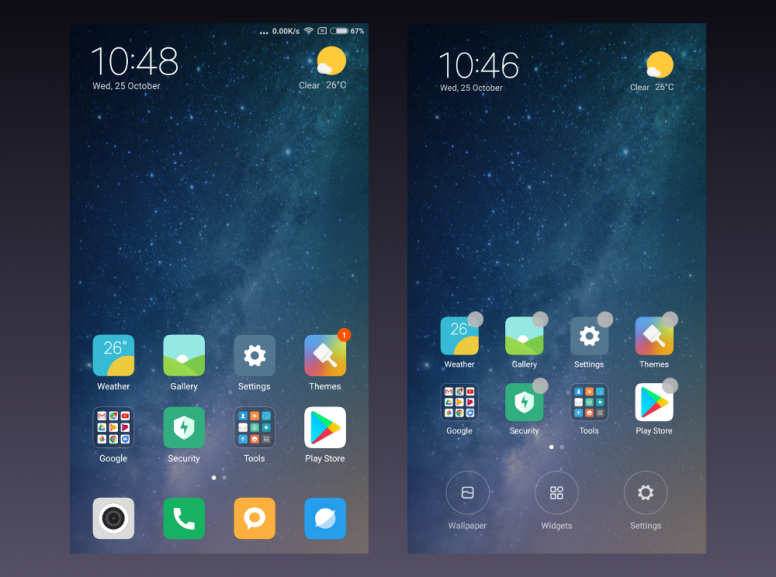 Miui 9 all new home screen customization miui general mi miui 9 all new home screen customization stopboris Images