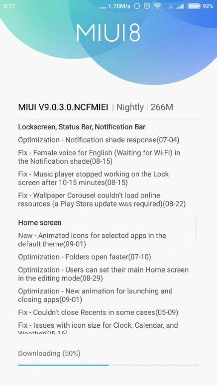 Wallpaper Carousel Not Working Miui 96 The Galleries Of Hd Wallpaper