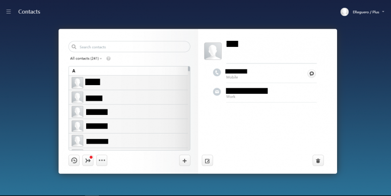 Mi Cloud: Accede a los datos de tu Xiaomi desde tu ordenador.