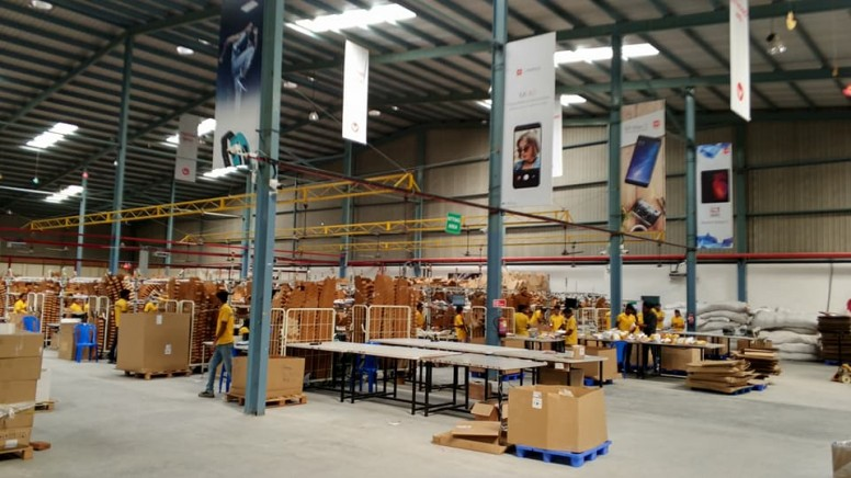 Xiaomi India Opened Biggest Warehouse In Bangalore - Newswire - Mi ...