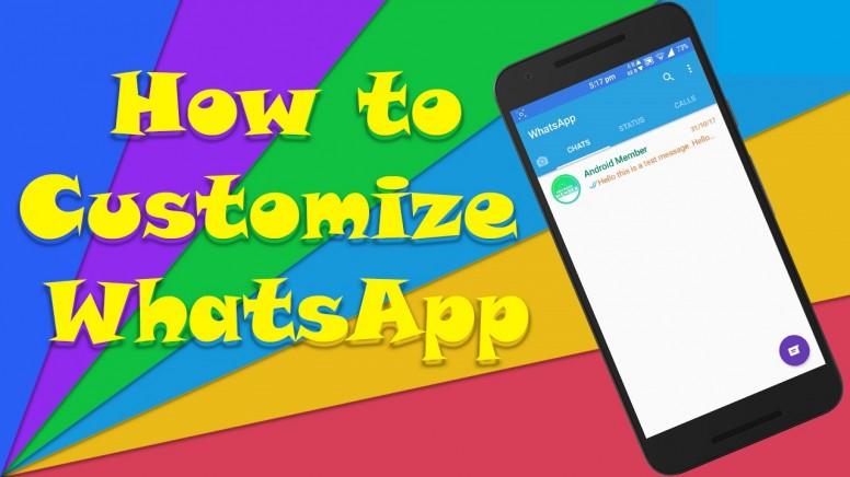 How to Customize WhatsApp - Tips & Tricks - Mi Community - Xiaomi