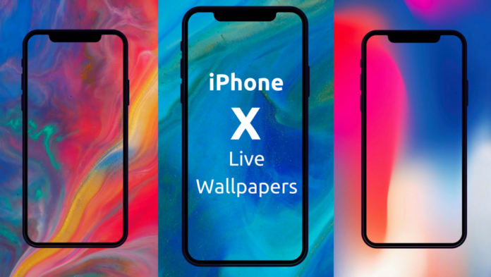 RT IPhone X Live Wallpapers