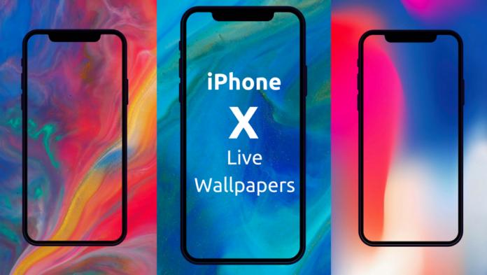 Rt Iphone X Live Wallpapers Resources Mi Community Xiaomi