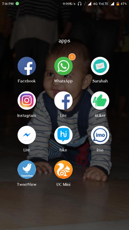 Many App install in my gold beauty - Redmi Note 4 - Mi Community