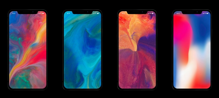 iPhone X Live Wallpapers. Download Them Right Now !