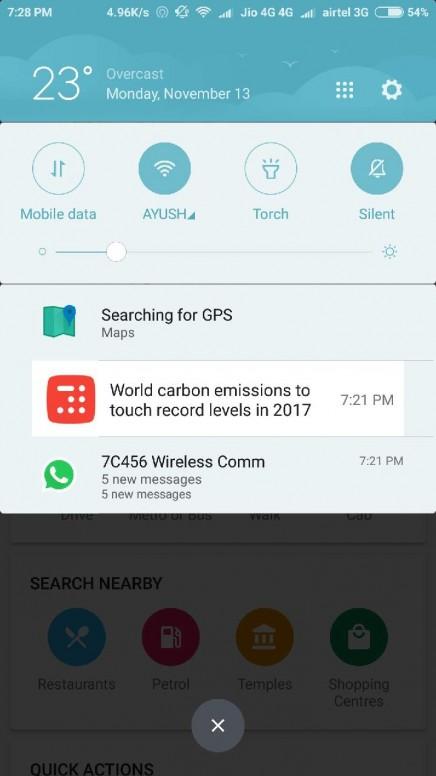 Searching for GPS issue on Mi 5 - Mi 5 - Mi Community - Xiaomi