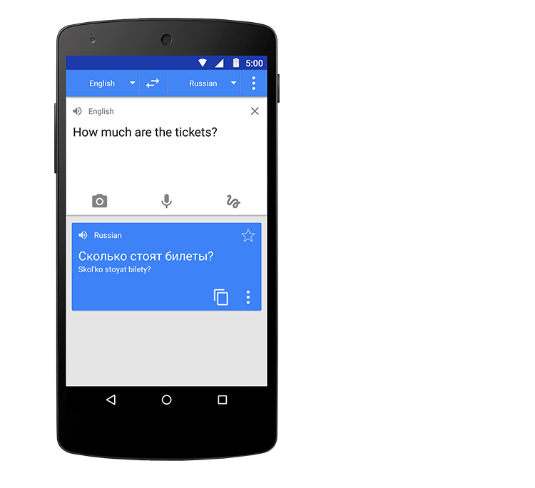Image result for google translate app