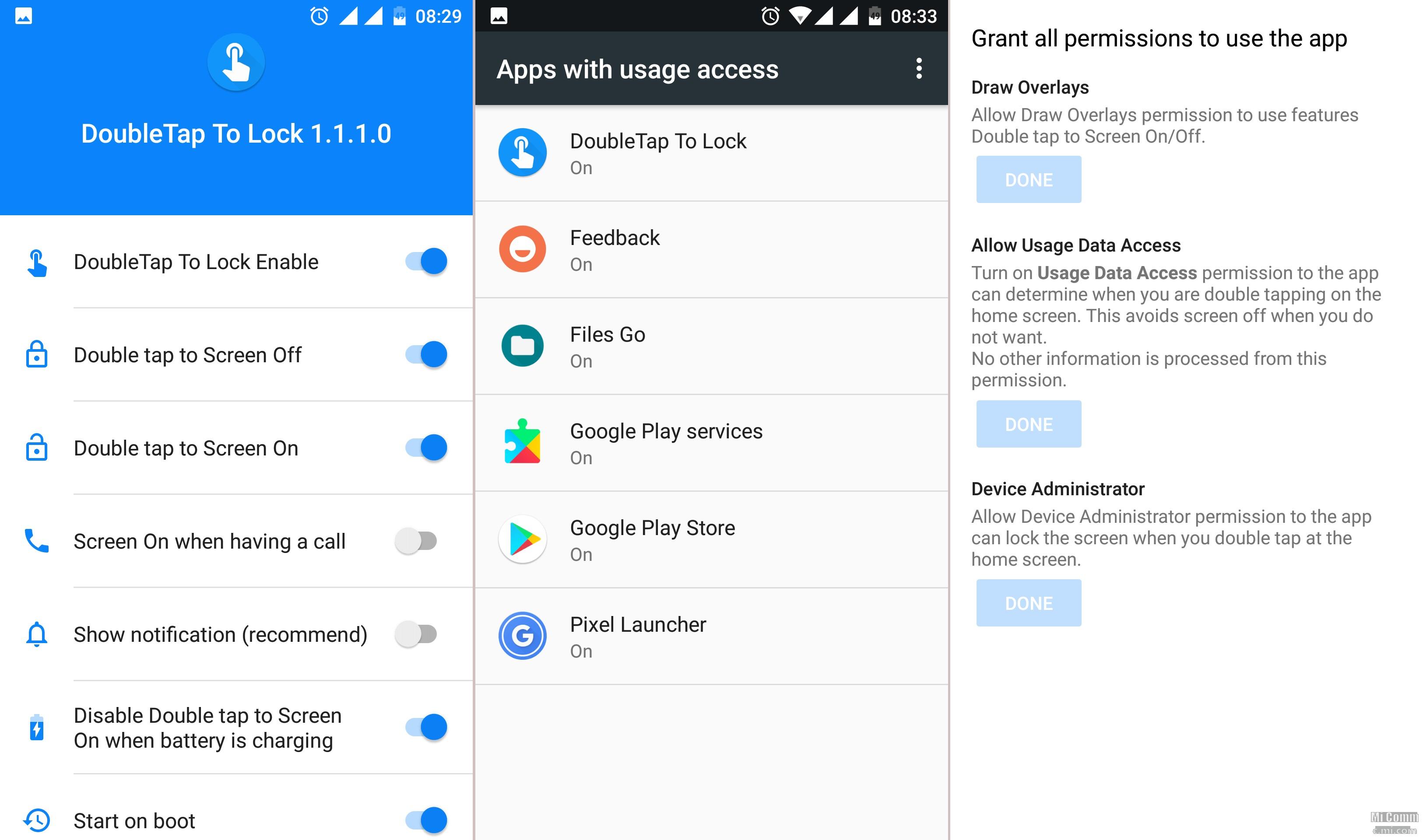 Cara Mengaktifkan Double Tap Screen On Atau Off Di Smartphone