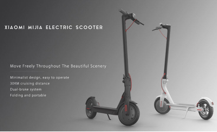 Review Mi Electric Scooter tras 6 meses de uso.