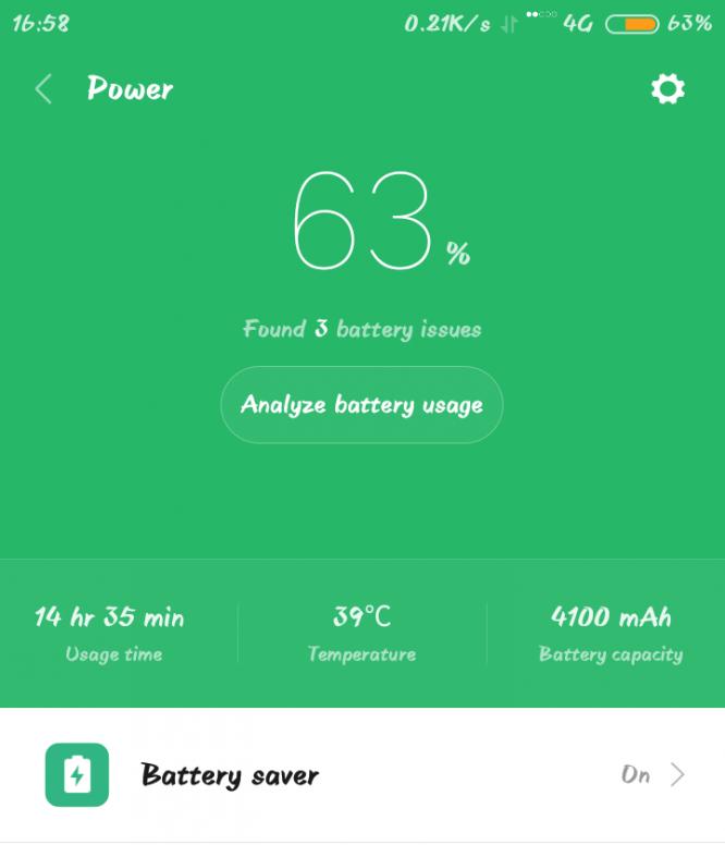 Tips Hemat Baterai MIUI 9 - Redmi 4X - Mi Community - Xiaomi